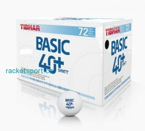 Tibhar Basic 40+ SYNTT 72ks